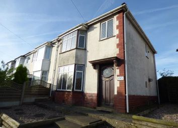 Thumbnail 3 bedroom end terrace house for sale in Tag Lane, Ingol, Preston, Lancashire