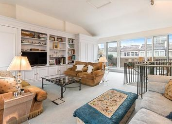 Thumbnail 5 bed terraced house for sale in Admiral Square, Chelsea Harbour, London