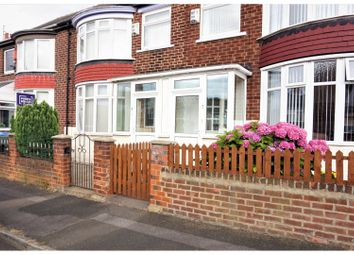 Thumbnail 3 bed semi-detached house for sale in Crathorne Crescent, Middlesbrough
