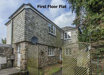 Thumbnail 1 bed flat for sale in Fore Street, Grampound, Truro