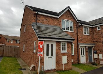 Thumbnail 2 bed maisonette for sale in Freya Road, Ollerton, Newark