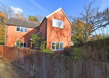 Thumbnail 3 bed detached house for sale in Soke Road, Silchester, Reading