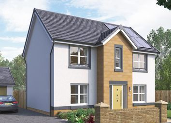 "Thumbnail 4 bed detached house for sale in ""The Danbury"" at Crosshill Road, Bishopton"