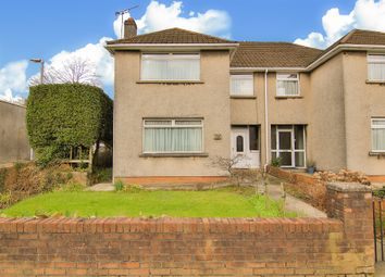 Thumbnail 3 bed semi-detached house for sale in Heol Llanishen Fach, Rhiwbina, Cardiff