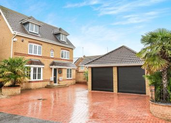 Thumbnail 6 bed detached house for sale in Springfield Road, Rushden