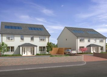 Thumbnail 4 bedroom semi-detached house for sale in Rosie View, Main Road, East Wemyss, Fife