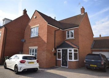 Thumbnail 4 bed detached house for sale in Kimberland Way, Abbeymead, Gloucester, Gloucester