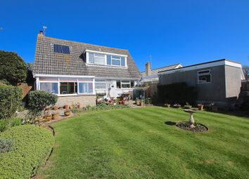 Thumbnail 4 bed bungalow for sale in Durberville Drive, Swanage