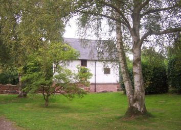 Thumbnail 4 bed barn conversion to rent in Fitz, Bomere Heath, Shrewsbury