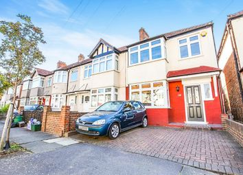 Thumbnail 3 bedroom end terrace house for sale in Manor Way, Mitcham