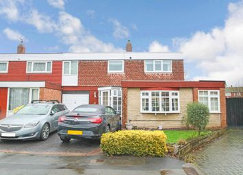 Thumbnail 3 bed end terrace house for sale in Redhill Close, Coton Green, Tamworth
