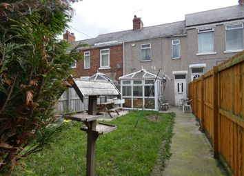 Thumbnail Terraced house for sale in South Terrace, Spennymoor