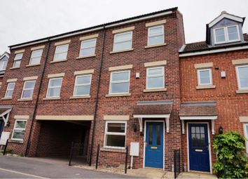 Thumbnail 4 bed terraced house for sale in Pippin Close, Doncaster