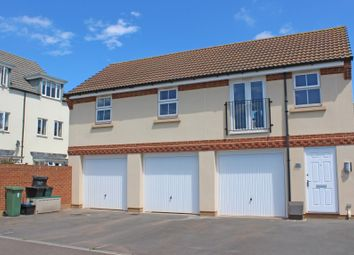 Thumbnail 2 bed detached house to rent in Swallow Way, Cullompton