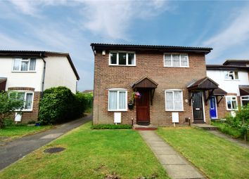 Thumbnail 1 bedroom terraced house for sale in St Lukes Close, Swanley, Kent