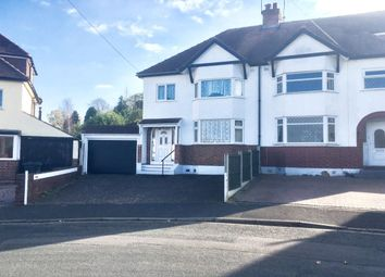 Thumbnail 3 bed semi-detached house for sale in Woodland Road, Worcester