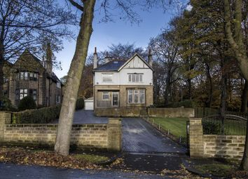 Thumbnail 5 bed detached house for sale in Talbot Avenue, Huddersfield