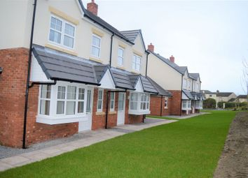 Thumbnail 3 bed semi-detached house for sale in Harvest Park, Silloth, Wigton