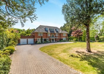 Thumbnail 6 bed property to rent in Burwood Park, Walton-On-Thames, Surrey