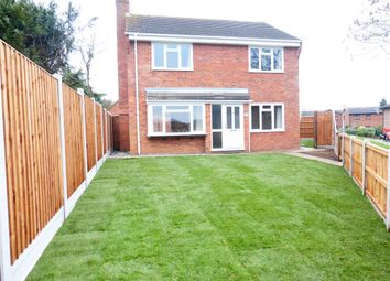 Thumbnail 4 bedroom detached house to rent in Henniker Gate, Springfield, Chelmsford
