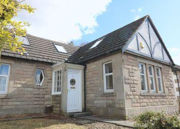 Thumbnail 3 bed semi-detached bungalow for sale in Edinburgh Road, Peebles
