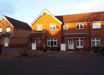 Thumbnail 2 bed town house to rent in Orchard Close, Shepshed