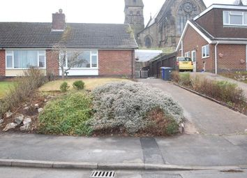 Thumbnail 2 bed bungalow to rent in Church Close, Winshill, Burton Upon Trent, Staffordshire