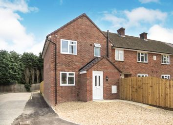 Thumbnail 3 bedroom end terrace house for sale in Church Street, Holme, Peterborough