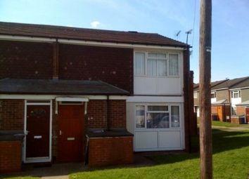 Thumbnail 1 bed flat to rent in Borough Crescent, Oldbury, Birmingham