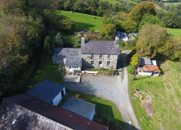 Thumbnail 4 bed farm for sale in Velindre, Llandysul