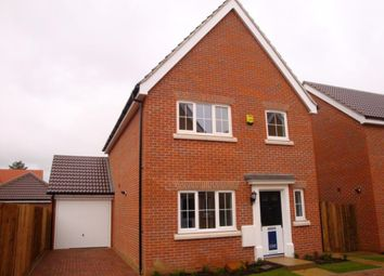 Thumbnail 4 bed detached house for sale in Hornbeam Avenue, Red Lodge