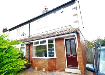 Thumbnail 2 bed property to rent in Park Road, Yeadon, Leeds