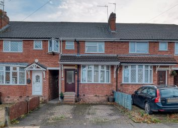 Thumbnail 3 bed terraced house for sale in Ryde Park Road, Rednal, Birmingham