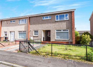 Thumbnail 2 bedroom end terrace house for sale in Macneil Place, Kilmarnock