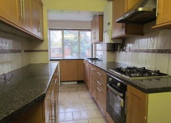 Thumbnail 3 bed end terrace house to rent in Chadwell Heath Lane, Chadwell Heath, Romford