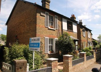 2 bed semi-detached house for sale in The Myrke, Datchet, Slough SL3