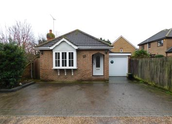 Thumbnail Detached bungalow to rent in Ray Close, Canvey Island