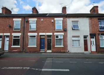 Thumbnail 2 bed terraced house for sale in Western Road, Leicester