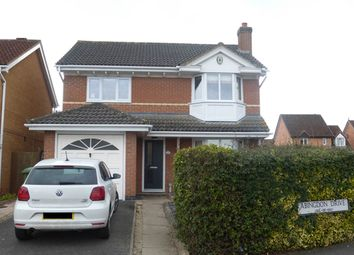 Thumbnail 4 bed detached house for sale in Abingdon Drive, Belmont, Hereford