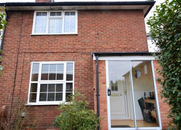Thumbnail 2 bed end terrace house for sale in Cartmel Gardens, Morden