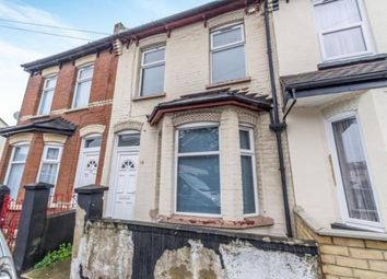 Thumbnail 2 bedroom terraced house for sale in Reform Road, Chatham, Kent