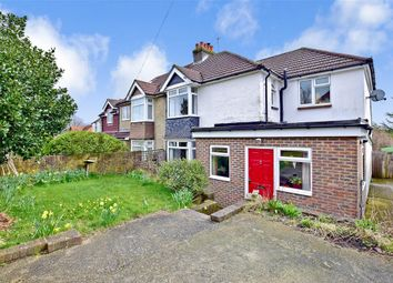 4 bed semi-detached house for sale in Cross Way, Lewes, East Sussex BN7