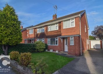 Thumbnail 3 bedroom semi-detached house to rent in Bowring Drive, Parkgate, Neston
