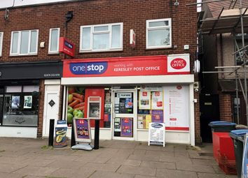 Thumbnail Retail premises for sale in 196 Keresley Road, Coventry