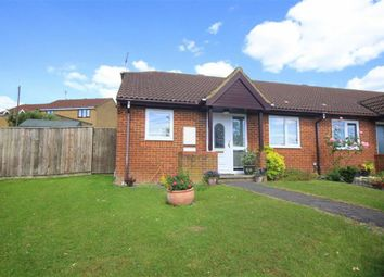 Thumbnail 2 bedroom semi-detached bungalow for sale in Angus Close, Swindon, Wiltshire
