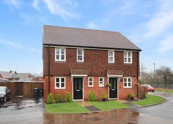 2 bed semi-detached house for sale in Malthouse Way, Worthing BN13