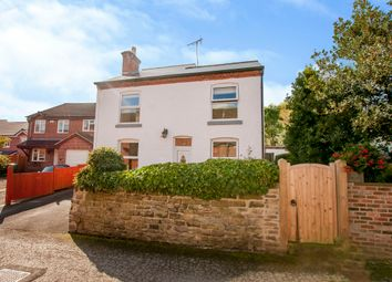 Thumbnail 3 bed detached house for sale in Moss Lane, Ripley