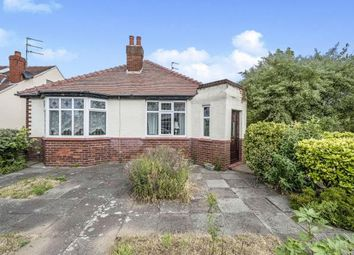 Thumbnail 3 bed bungalow for sale in Radnor Drive, Southport, Lancashire, Uk