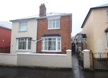 Thumbnail 3 bed semi-detached house for sale in Northwood Parade, Belfast
