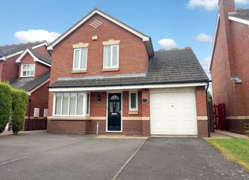 Thumbnail 3 bedroom detached house for sale in Mayfield, Tamworth